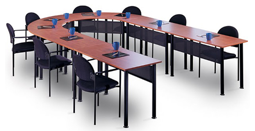 Modular Classroom Furniture ~ Flexible modular training room furniture