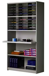 mail sorter cabinet - view 2