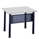 flexible classroom training room furniture - view 4
