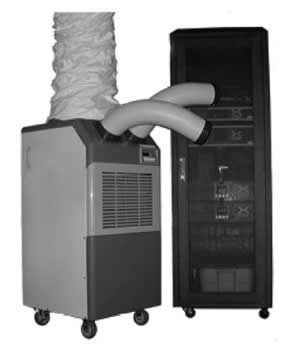 Server Room AC Units for Spot Cooling