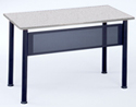 u-shaped training tables - rectangle 2