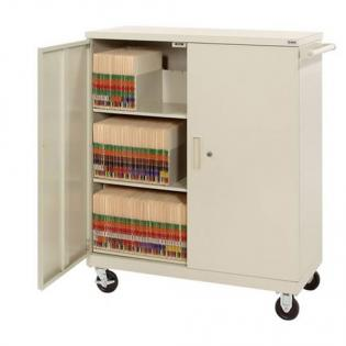 X-Ray / Medical Records Cart