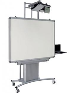 Presentation Furniture: Interactive Whiteboard Stand