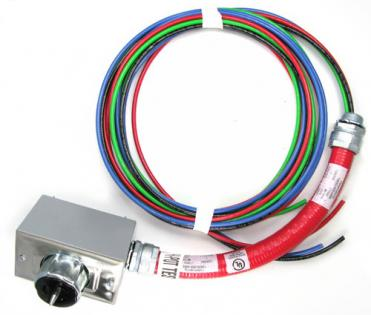 Hubbell Twist Lock CS8365 and CS8369 Receptacles on Ready-to-Go PDU Cable Assemblies