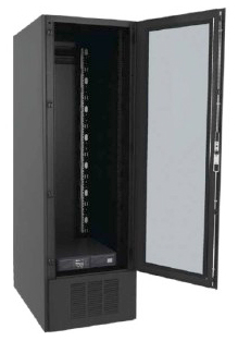 Air Conditioned Server Cabinet Is Like a Refrigerator for Your Servers